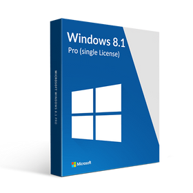 Microsoft Windows 8.1 Download (Single License)