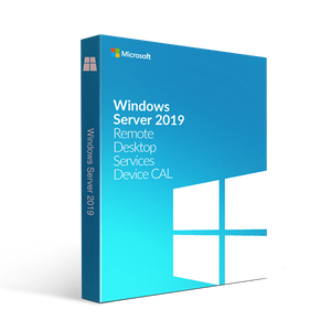 Microsoft Windows Server 2019 Remote Desktop Services Device Cal