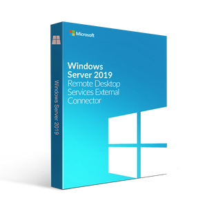 Microsoft Windows Server 2019 Remote Desktop Services External Connector