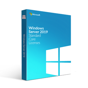 Microsoft Windows Server 2019 Standard Core Licenses