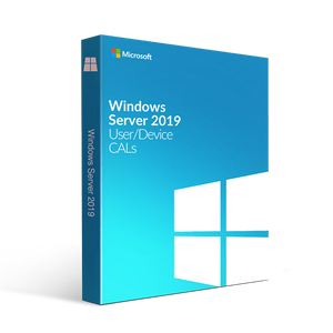 Microsoft Windows Server 2019 User/Device Cals