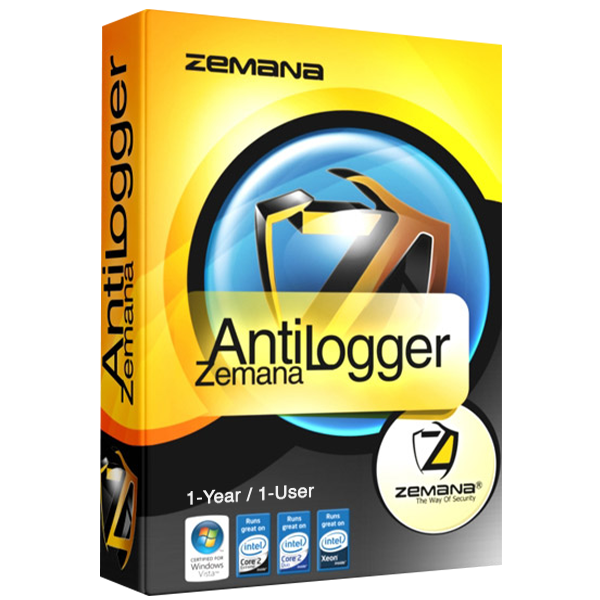 Zemana AntiLogger 1-Year / 1-User