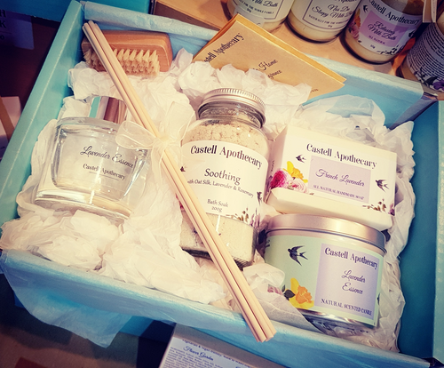 Lavender Lover Care Box