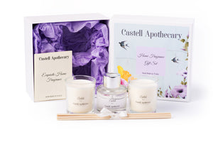 Castell Apothecary Cwtch Lotus & Lily Home Fragrance Selection