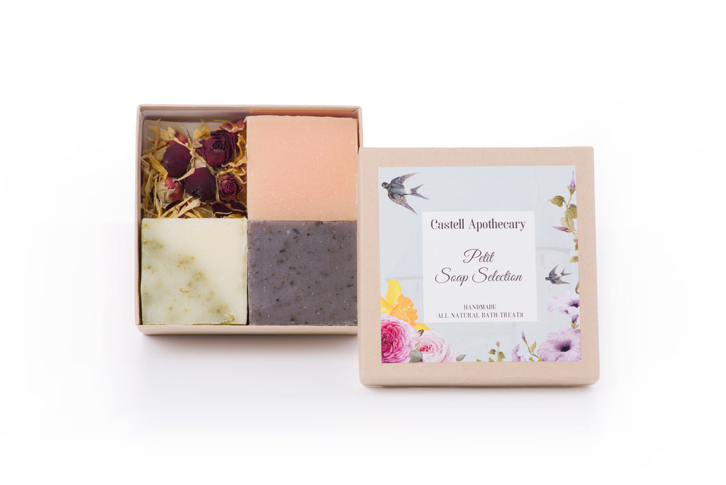 Castell Apothecary Petit Soap Selection