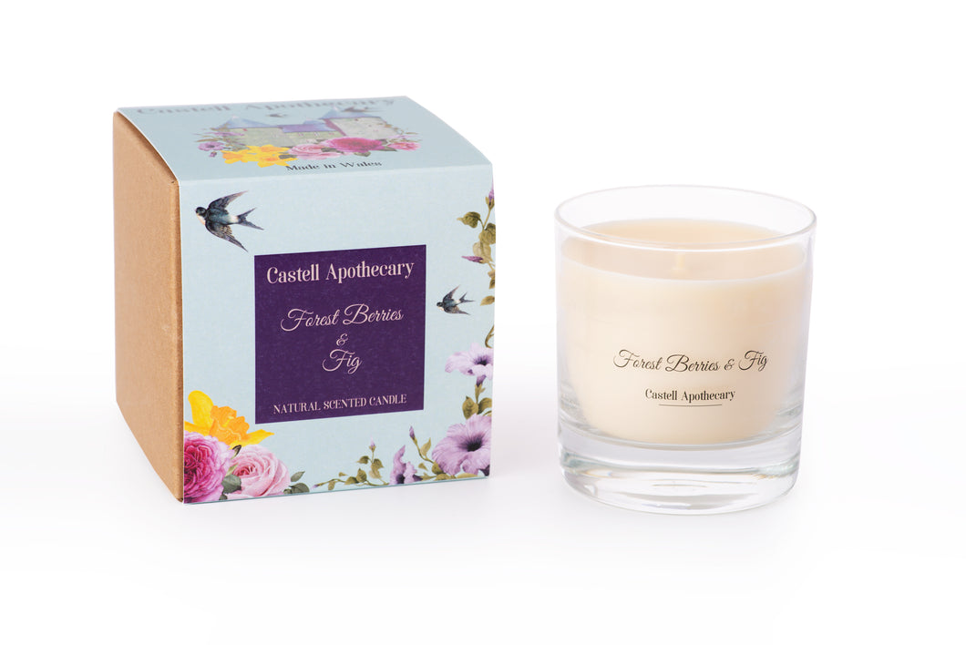 Forest Berries & Fig Candle in a Glass