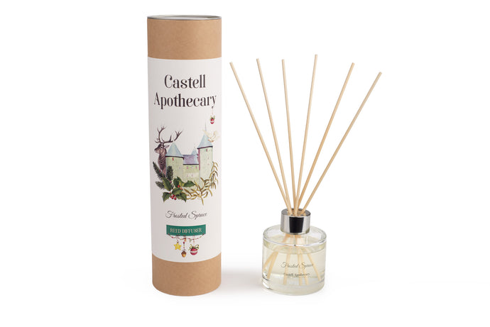 Frosted Spruce Reed Diffuser