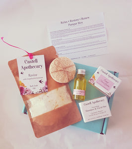 Mini Pamper Me Kit