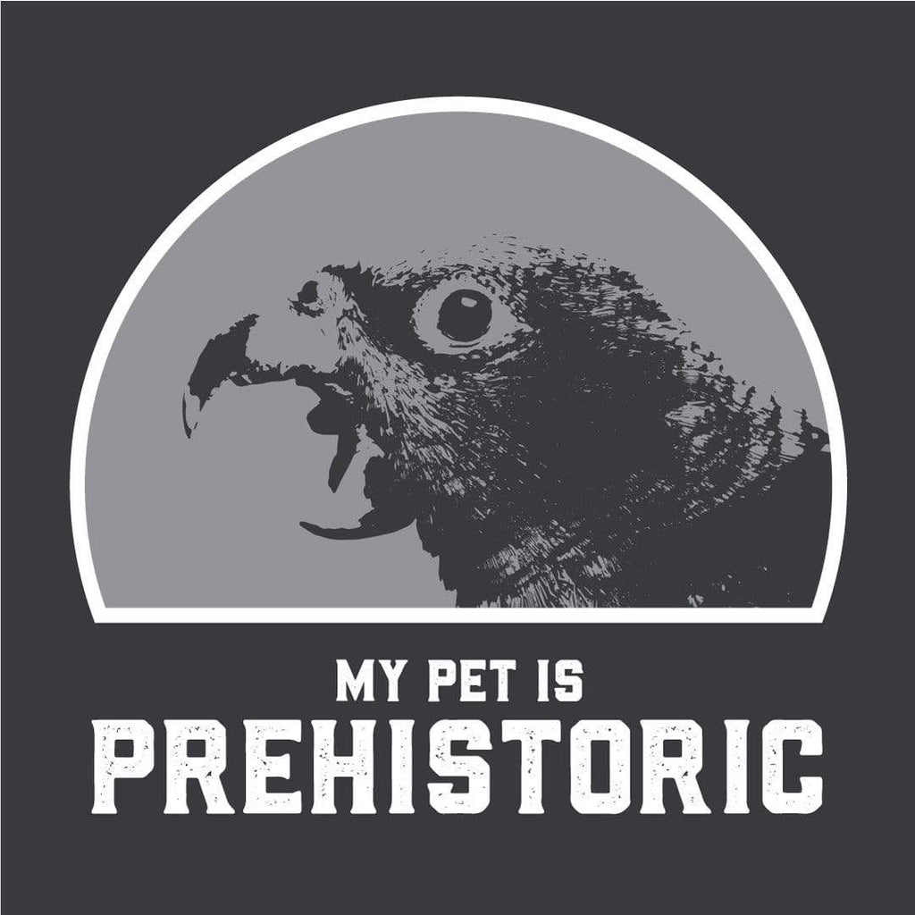 Birdwear My Pet Is Prehistoric Shirt