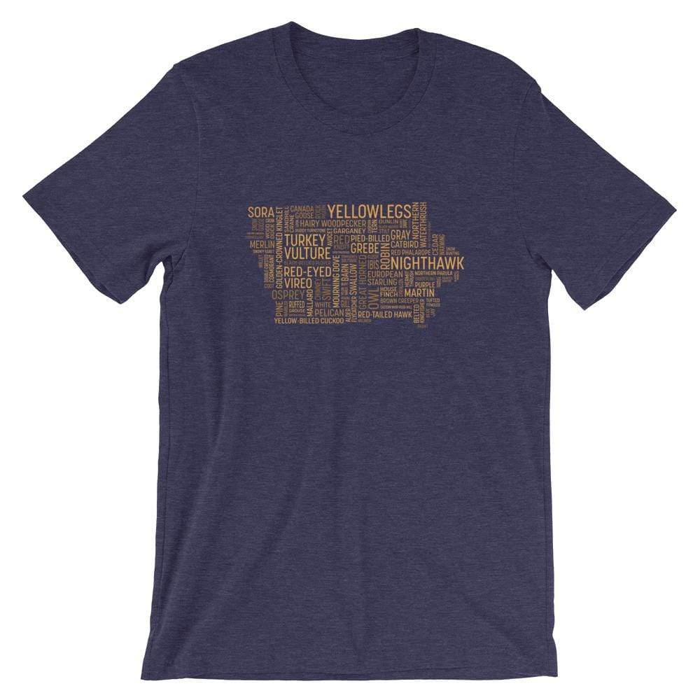 Birdwear XS Birds of Iowa Shirt
