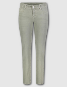 Mac regular fit straight leg dream jeans in rosemary