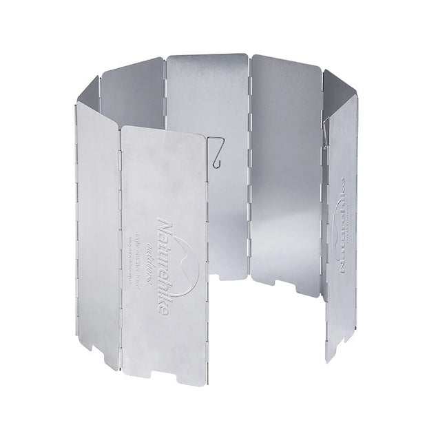 8 Plates Foldable Wind Shield