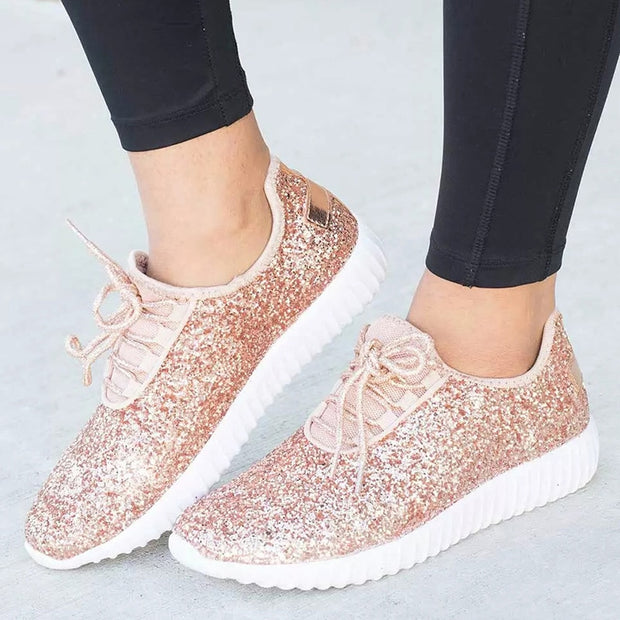 Bling Casual Running Shoes