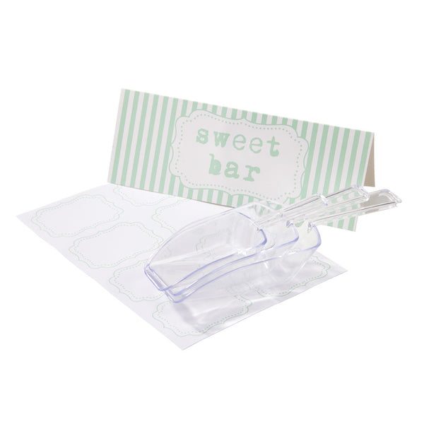 Sweet/candy bar kit - mint