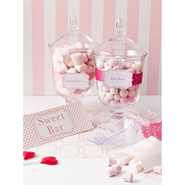 Sweet and candy bar kit