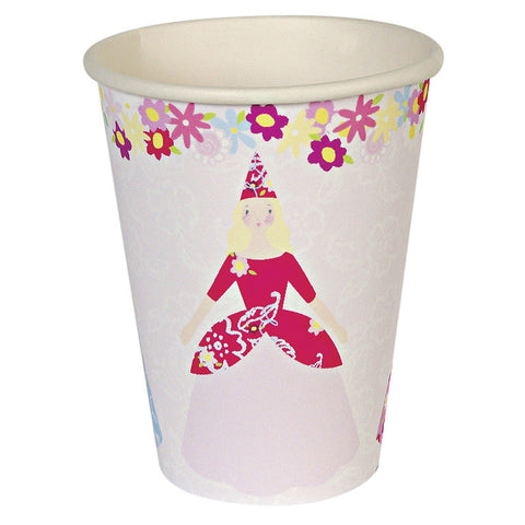 meri meri princess party cups