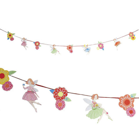 fairy party garland decoration