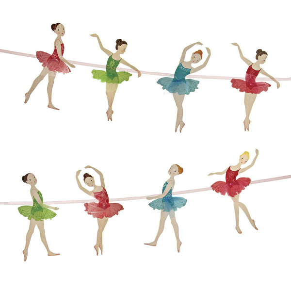 little dancers garland decoration