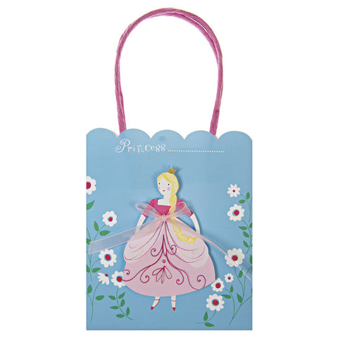I'm a princess party bags
