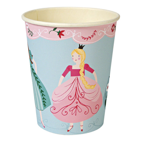 I'm a Princess party cups