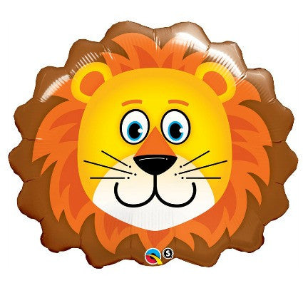 animal balloon lion