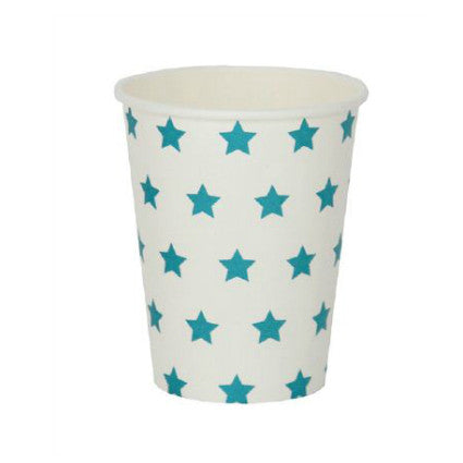 Party Stars! Blue party cups