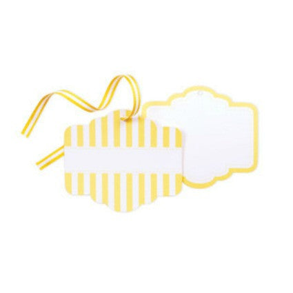 limoncello stripe tags