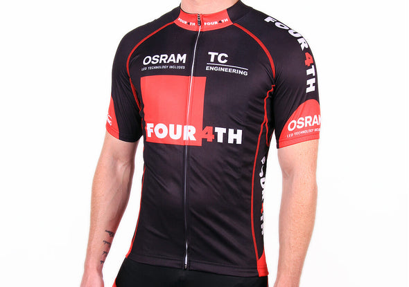 Four4th Cycling Jersey