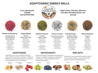 Adaptogenic Energy Balls