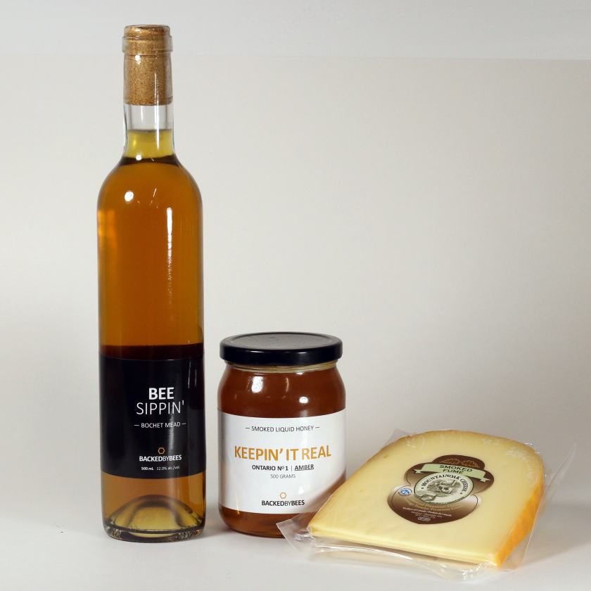 Mead, Cheese and Honey Bundle