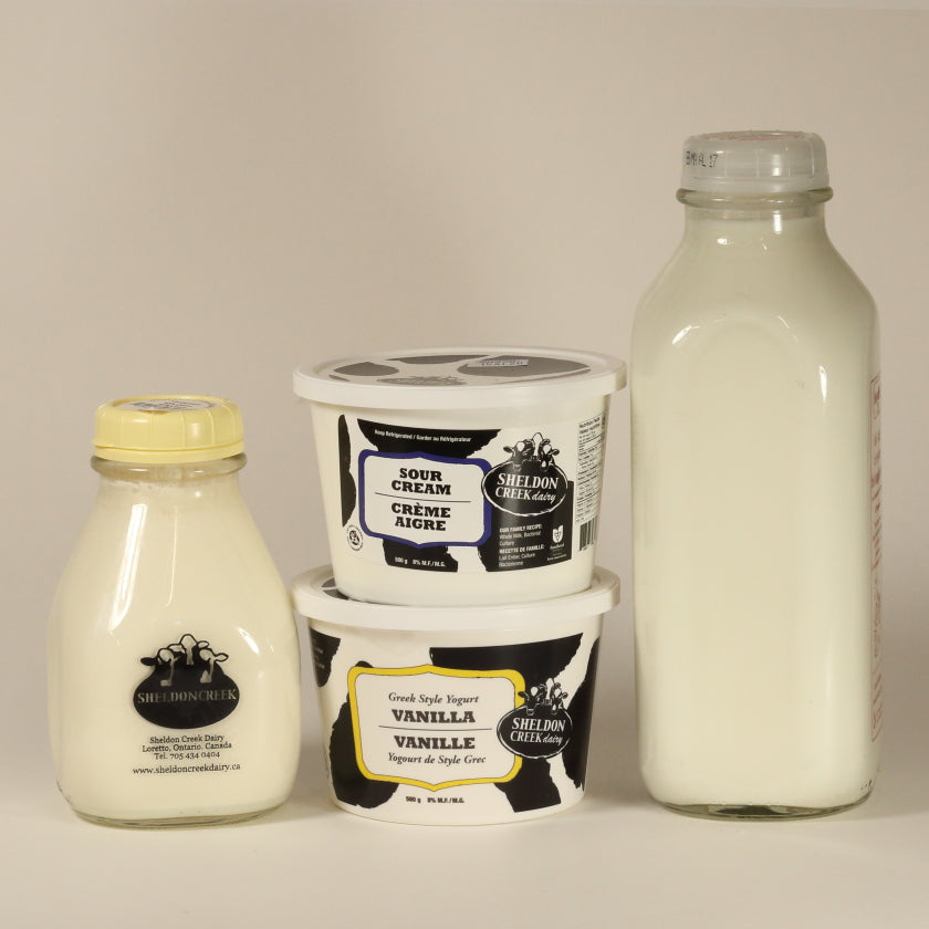 Dairy Bundle