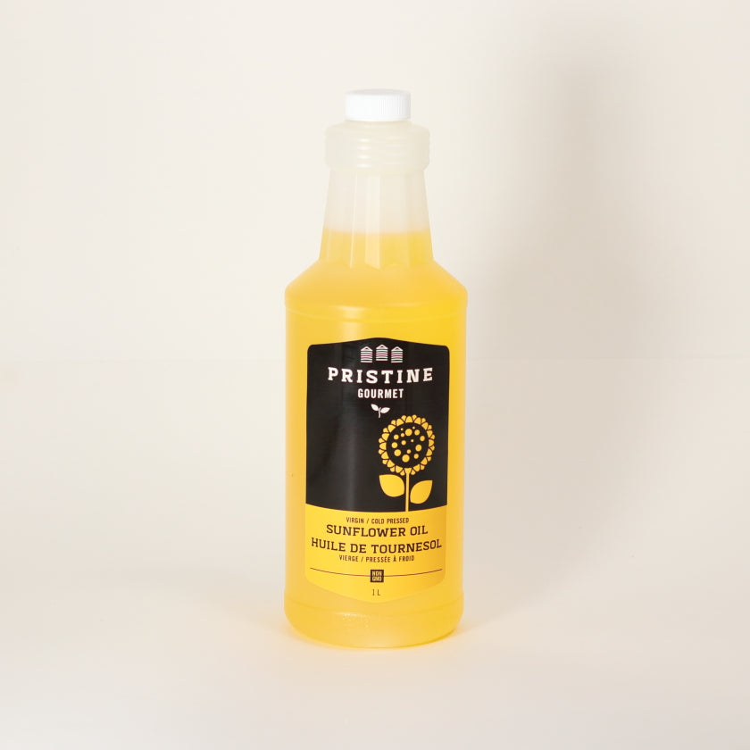 Cold Pressed Sunflower Oil