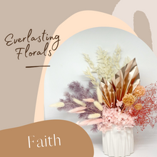 Load image into Gallery viewer, preserved flower, everlasting florals, mother's day gift, mom's day, ideas for mother's day, birthday present, birthday flower, hari raya flower, house decor