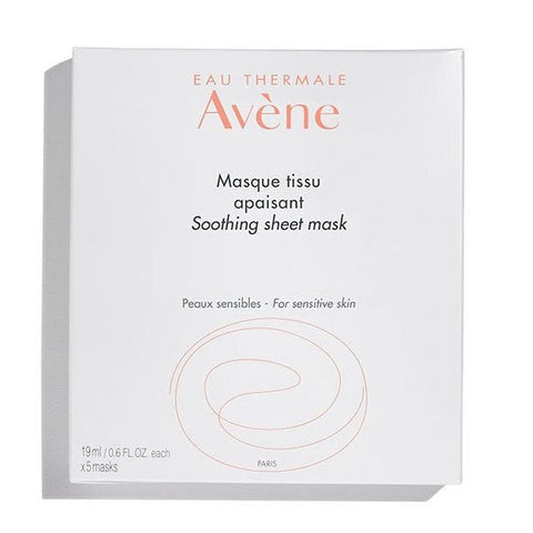 Avène Soothing Sheet Mask