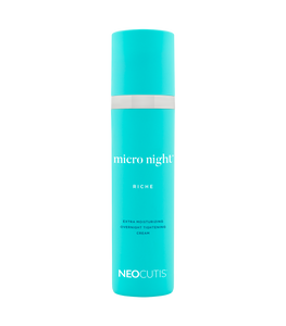 NeoCutis MICRO NIGHT RICHE Extra Moisturizing Overnight Tightening Cream