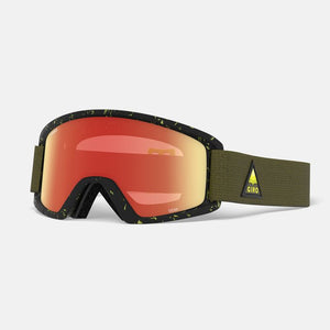 GIRO SEMI GOGGLE - CITRON ARROW MOUNTAIN