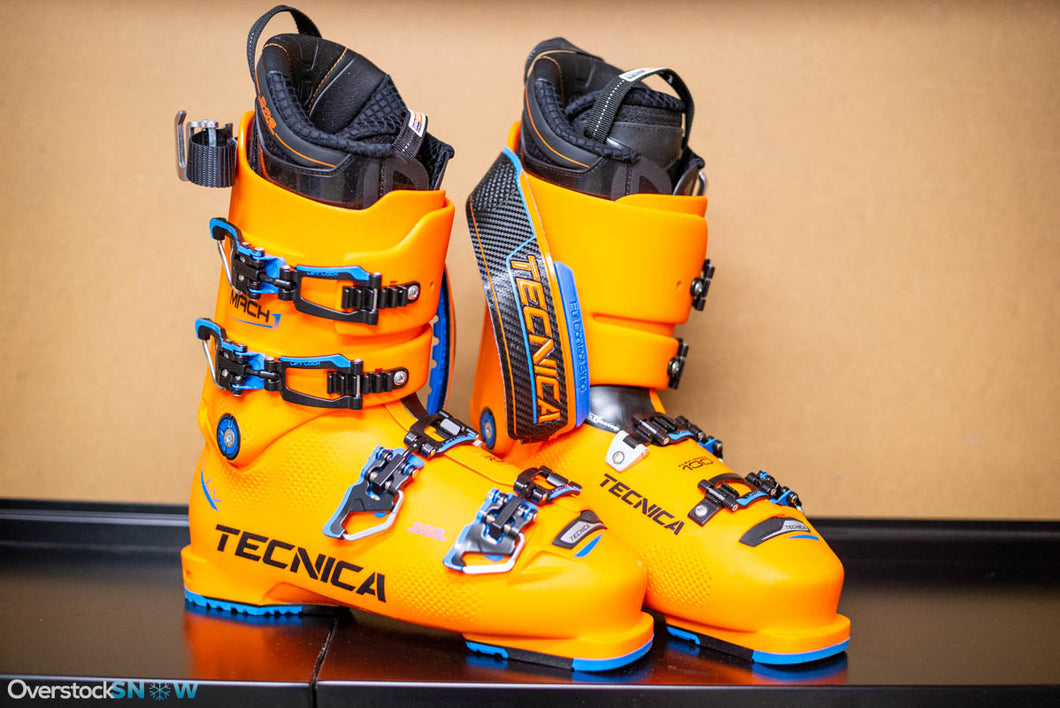 TECNICA MACH1 LV 130- BRIGHT ORANGE