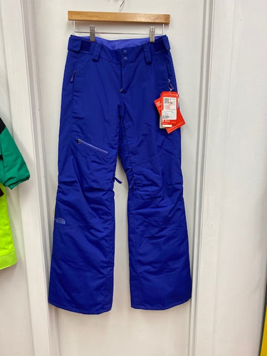 THE NORTH FACE WOMEN'S SNOW PANTS - XS