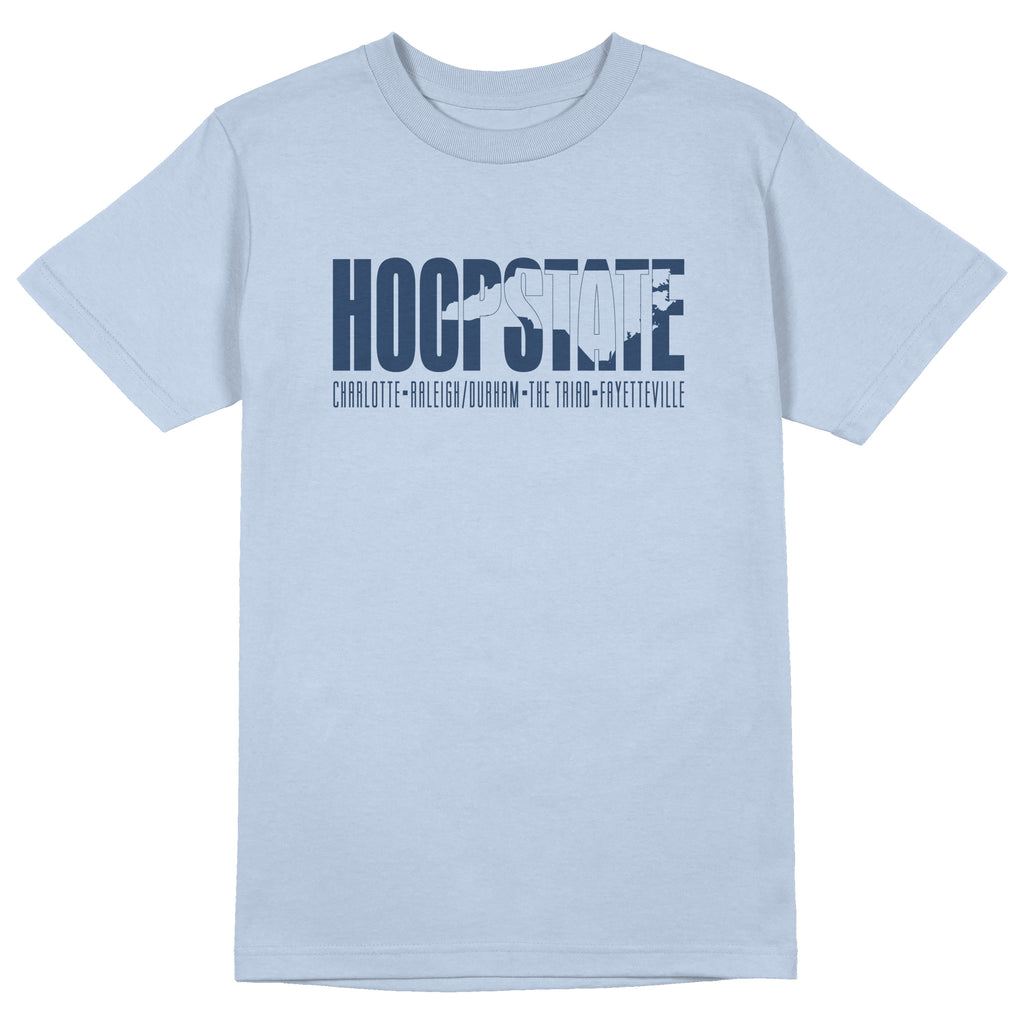 HoopState Regional Tee - Columbia