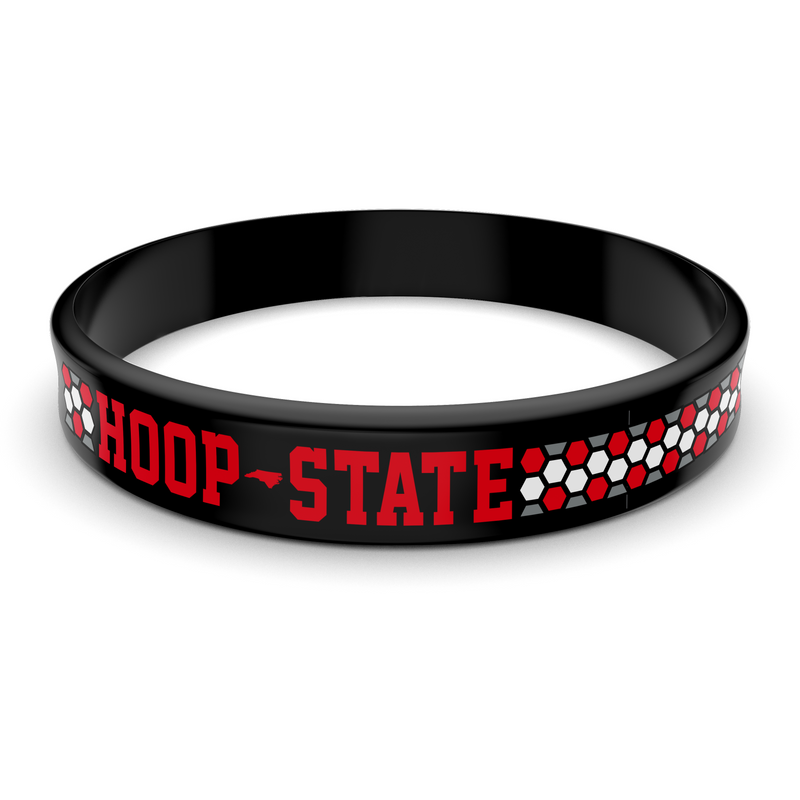 Hoop State Band - Red
