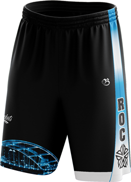 ROC Skyline Shorts - Blue