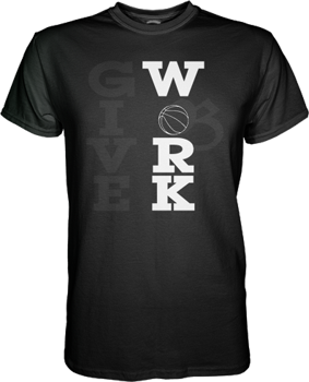 Give Work - Black