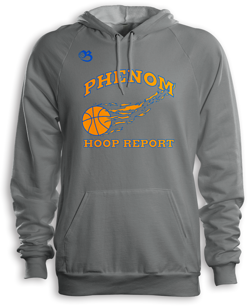 Phenom Hoop Report Hood - Grey