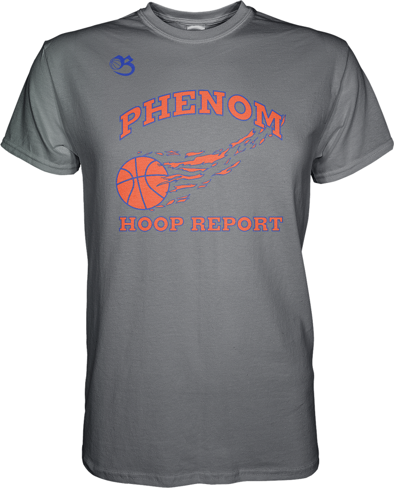 Phenom Hoop Report Shorts - Black
