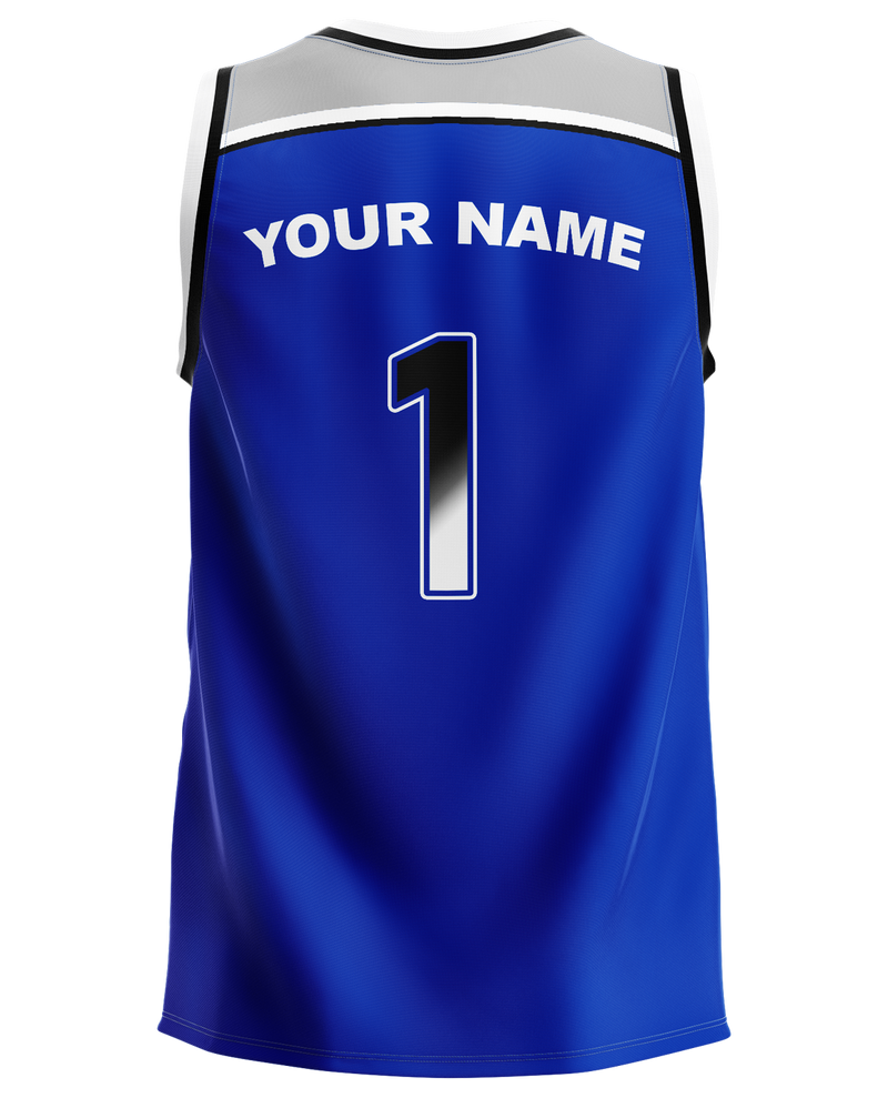 Youth Razorshark Gill Streak Jersey - Blue