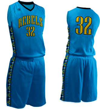 Rebel Uniforms
