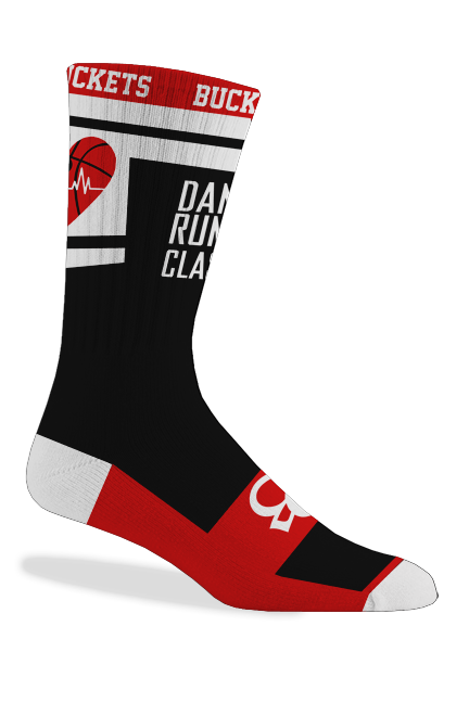 Rumph Classic Black Event Socks