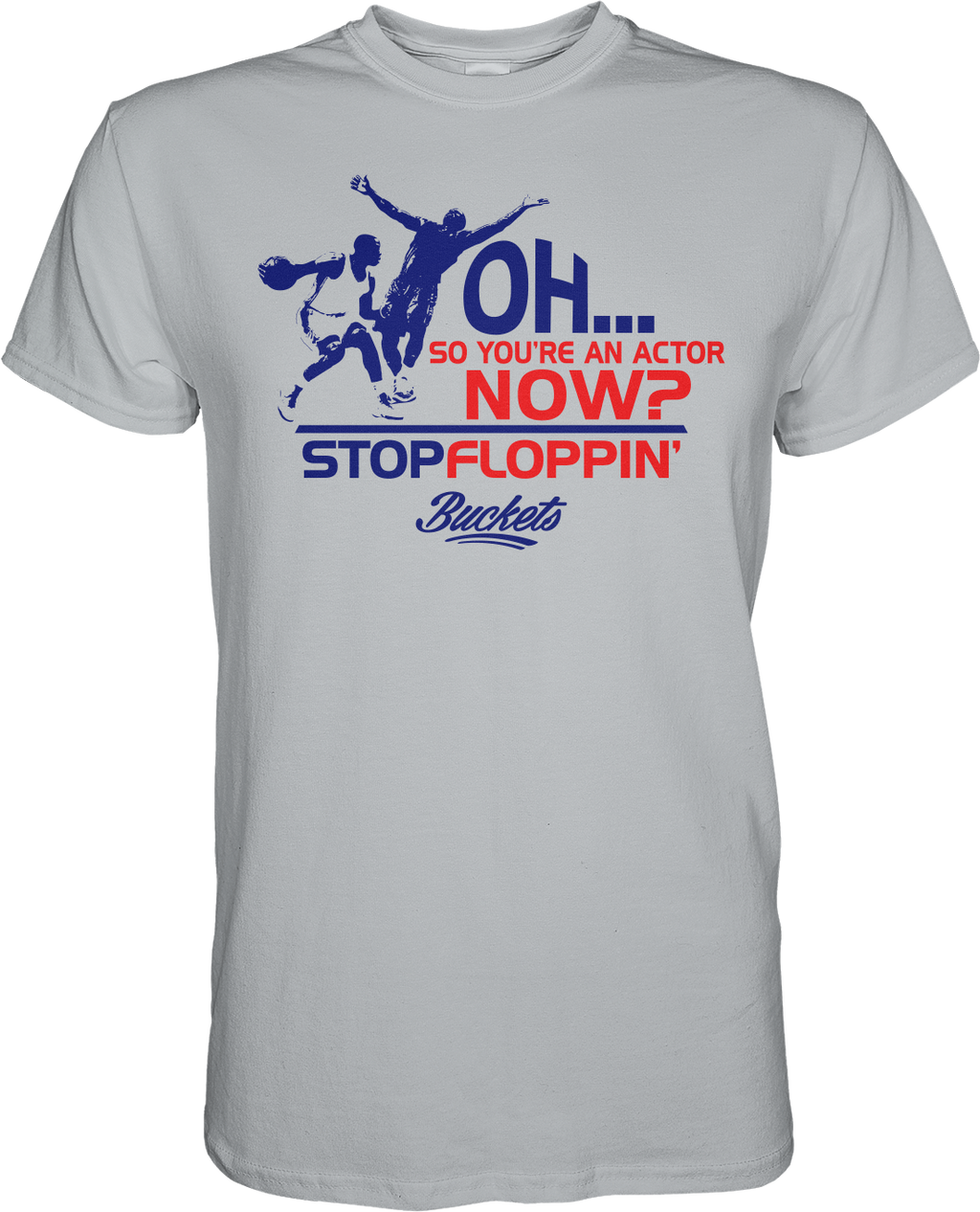 Stop Floppin' - Silver