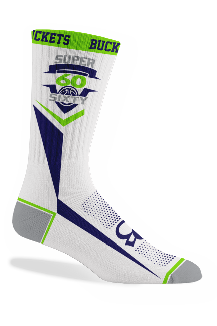 Super 60 Event Socks