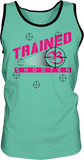 Trained Shooter - Celadon